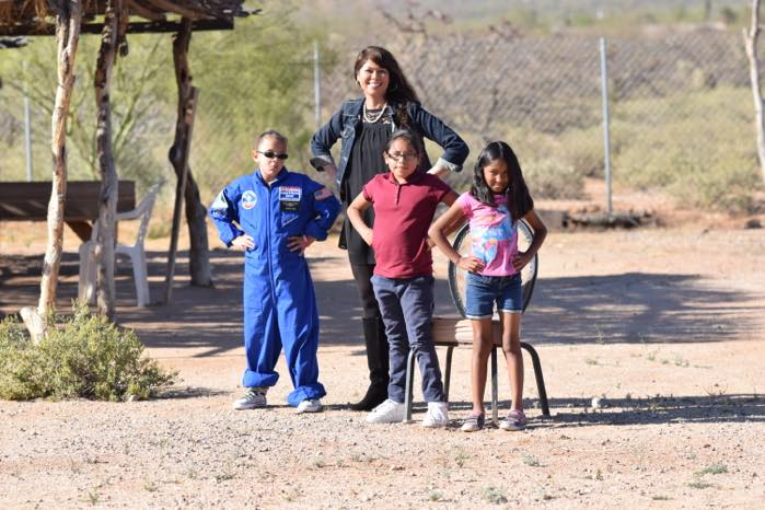 Pascua-Yaqui-Space-Camp
